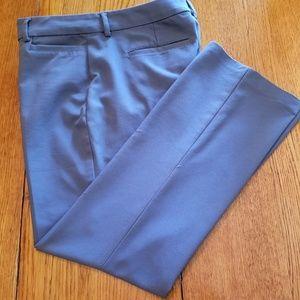 Liverpool Slacks Pants Trousers Grey Blue 6P 28